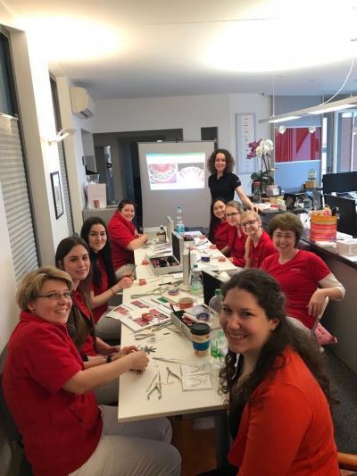 Incognito Praxisworkshop mit Anne Jürgenpott März 2018